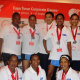 Team Western Cape's netball team took first place for their code