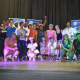 The enthusiastic finalists from Knysna at the Eden Drama Festival