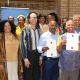 The Khoekhoegowab Foundations language course graduation took place at the University of Cape Town on Friday