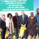 The official opening of the facilities handed over to the community of Gugulethu
