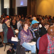 The Opera House Bar was packed with participants who attended the workshop