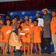 The overall winners of the Overberg District Drama Festival Finale, Net Vir Pret