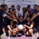 Vredenburg Hospital showcased their passion for netball at the BTG in the West Coast