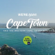 """""""We Are Open"""" campaign videos encourage visitors to get that """"faraway feeling"""" in Cape Town and the Western Cape"""