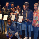 Well-deserved winners inspired the audience with their honest performances