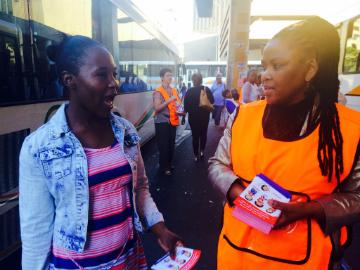 TB campaign 2015 Nomafrench Mbombo