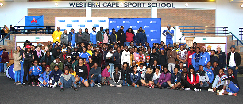 The proud Western Cape team is ready to represent their province at the National Indigenous Games