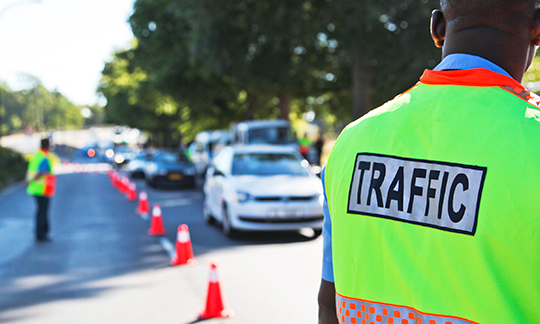 Paying Traffic Fines in Cape Town
