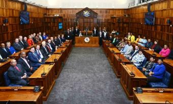 Provincial Parliament sitting