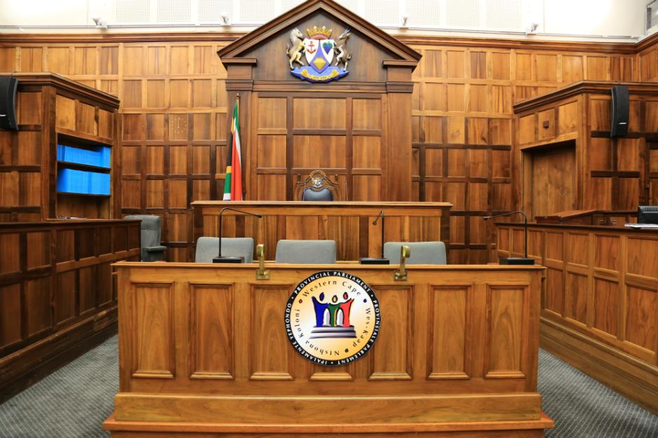 WCPP Speaker seat