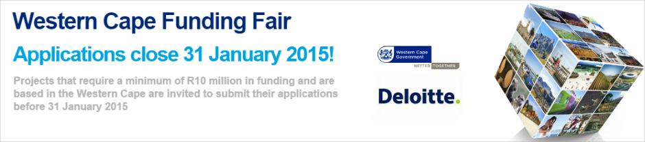Western Cape Funding Fair