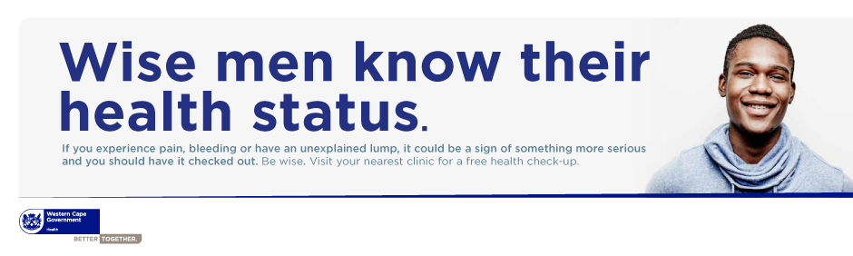 Mens Health Banner