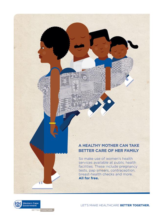 Women's Health Poster