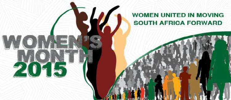 Women's Month 2015