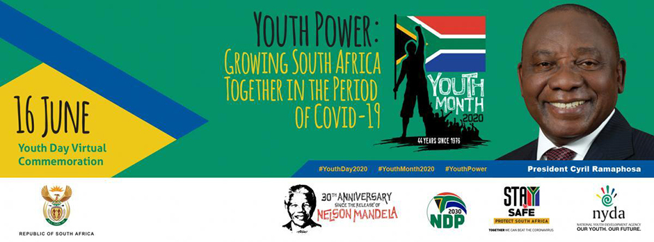 Youth month 2020 banner